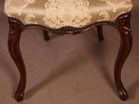 Fantastic Set of 6 Victorian Walnut Dining Chairs (13 of 14)