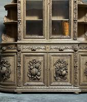 Magnificent French Carved Oak Hunting Sideboard (23 of 23)