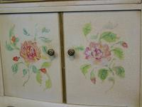 Pretty Pair of French Painted Bedside Cabinets (7 of 7)