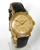 Gents 1940s Zodiac Strong Bumper Automatic Wrist Watch (2 of 5)