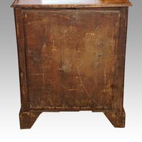 George III Walnut Norfolk chest (8 of 13)