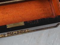 Antique Victorian Coromandel Ladies Writing Desk (14 of 14)