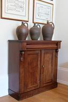 19th Century Mahogany Chiffonier Sideboard