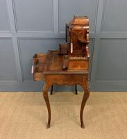 19th Century Inlaid Kingwood Bonheur Du Jour (17 of 18)