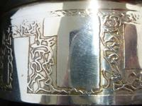 Mid Century Modernist Silver Plated Bowl (5 of 5)