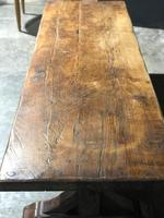 Huge Rustic Chestnut French Farmhouse Dining Table (18 of 27)