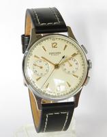 Gents 1960s Sekonda Strela 3017 Cosmonaut Chronograph / Wrist Watch (2 of 5)