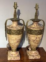 Pair of Art Deco Table Lamps (6 of 8)