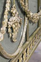 Very Pretty Individual French All Brass Double Bed (5 of 10)