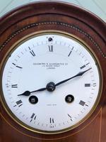 Antique Inlaid Mahogany Bracket Clock (2 of 9)