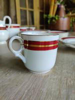 22 Piece Porcelain Coffee Set (2 of 9)