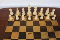 George IV Inlaid Mahogany Chess Table (13 of 13)