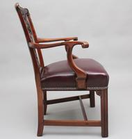 19th Century Mahogany Chippendale Style Chair (2 of 7)