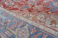 Old Heriz Carpet 335x214cm (4 of 9)