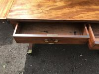 Sofa Table Free Standing Draws Either Side (8 of 11)