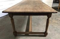 French Farmhouse Table with drawers (9 of 25)