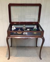 Edwardian Mahogany Bijouterie Table (7 of 10)