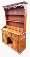 A Lovely Welsh Dresser in Cherry Wood (3 of 4)