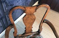 Quality Burr Walnut Child's Chair (13 of 13)