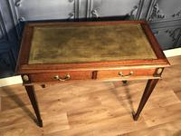 Mahogany Writing Table (2 of 13)