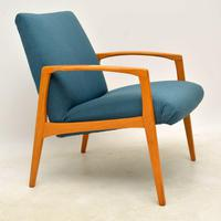 1960's Pair of Swedish  Vintage Armchairs (5 of 12)