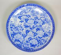 Good Large 19th Century Japanese Arita Ware Charger (5 of 7)