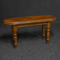Victorian Narrow Tavern Table (3 of 8)