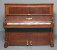 Mahogany Upright Piano by Bechstein, Berlin (2 of 14)
