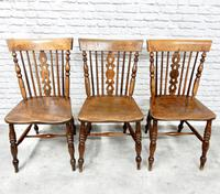Set of 6 Windsor Dining Chairs (8 of 8)