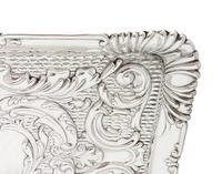 Antique Edwardian Sterling Silver Dressing Tray  1905 (3 of 8)