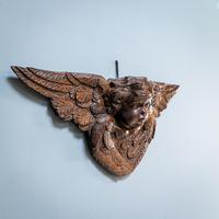 Carved Putto Head & Wings (2 of 9)