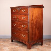 Waring & Gillow Mahogany Chest of Drawers (13 of 18)