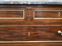 Wonderful French Marble Top Commode (6 of 21)