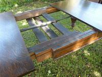 Victorian Oak Extending Table (4 of 7)