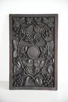 Carved Oak Panel Vines (2 of 9)
