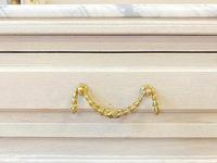 French Oak Sideboard / Buffet / Cupboard Topped in Statuario Marble (8 of 10)