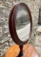 Victorian Walnut Adjustable Shaving Stand (9 of 17)