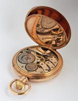 Swiss 1920s Full Hunter Pocket Watch (5 of 6)