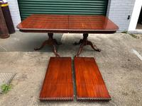 Quality Mahogany Extending Dining Table (11 of 15)