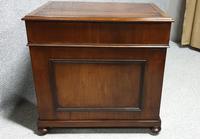 Victorian Mahogany Desk (3 of 8)