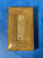 Victorian  Miniature Italian Sorrento Olive Wood Snuff Box (8 of 12)