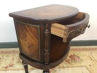 French Empire Style Cabinets Bedside Tables (5 of 16)