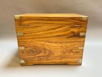 19th Century Camphor Campaign Trunk (5 of 14)