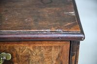 18th Century Walnut Chest of Drawers (5 of 12)