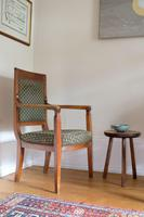Pair of 19th Century French Walnut Armchairs (10 of 21)
