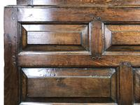 Large 18th Century Welsh Oak Hanging Cupboard (6 of 16)