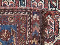 Antique Khamseh Rug 1.91m x 1.31m (8 of 13)