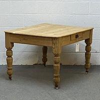 Antique Pine Table c.1910 (2 of 5)