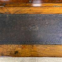 Stunning Victorian Walnut Antique Davenport Whatnot (9 of 10)
