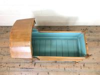 Antique Pine Crib (6 of 8)